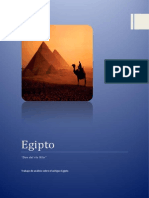 Monografia Egipto