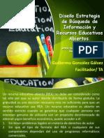 Diseño de Una Estrategia de Información y de Recursos Educativos Abiertos Sesion 2