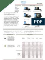 Advanced Motion Controls Ps16h36-l