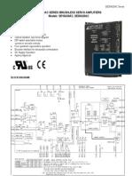 Advanced Motion Controls Se10a20ac