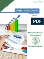 Major Economic indicator Bangladesh
