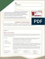 OpenMind 1 Practice Online