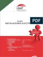 Instalaciones Electricas 2014-II