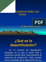 9s Desertificación