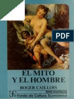 Caillois Roger El Mito y El Hombre
