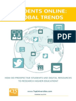 Students Online Global Trends 2014