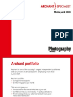 Archant Media Pack 2