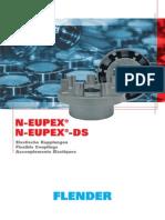 Catálogo FLENDER Acoplamientos Flexibles N-EUPEX K420