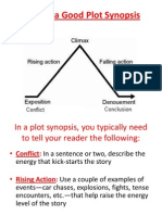 Writing a Good Plot Synopsis