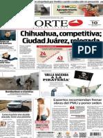 Periódico Norte edición del día 10 de septiembre de 2014