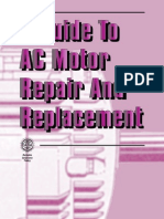 A Guide to AC Motor Repair and Replacement