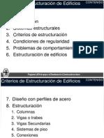 1 Criterios Estructuración