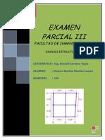Chacon Quinto- Examen Parcial III