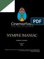 Resúmen y Análisis de Nymphomaniac