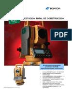 Catalogo GTS 100N Series Espanol