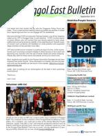 PE Bulletin - September 2014