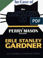 07- The Case of the Caretaker's Cat - Erle Stanley Gardner
