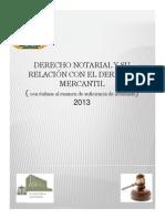 1er Guion Clase Octubre 12 CAS Documento de Seminario Derecho Mercantil y Su Relacion Con El D