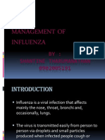 Management of Influenza