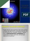 TEORIA ATOMICA presentacion