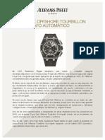 ES_Royal Oak Offshore Selfwinding Tourbillon Chronograph_Original