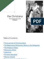 Pax Christiana 1