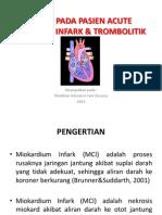 Askep Acute Miocard Infark