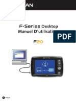 Navman f Series Desktop Manual Fr