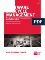 Software Lifecycle Management