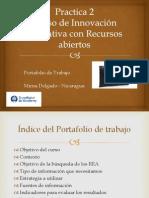 Portafolio de Trabajo - Curso de Innovación educativa con recursos abiertos.pptx