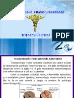 TOTEANU CRISTINA TRAUMATISMELE CRANIO-CEREBRALE