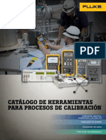 Cattalogo Fluke Calibration 2014