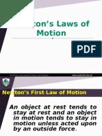Newton's LOM
