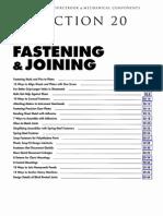 Fastening &Joining