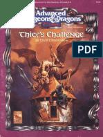 TSR 9420 HHQ3 Thief's Challenge