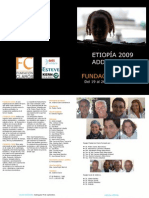 Viaje Humanitario Etiopía 2009