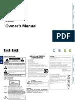 Denon RCD M39DAB Instructions