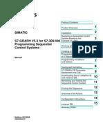 Programação de CLP Siemens Simatic Step7 Em Grafcet (Inglês)[1]