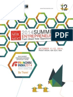 EI Summit Brochure 2014