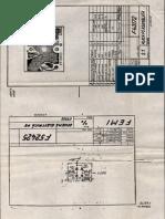 Multimetru E-0302 Scheme