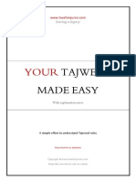 Tajweed Book Final