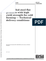 BSEN10268-2006ColdrolledsteelflatproductswithhighyieldstrengthforcoldformingTechnicaldeliveryconditions (1)