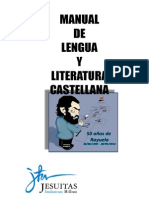 Manual de Lengua y Literatura Castellana Julio 2014