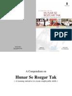 Hunar Se Rozgar Tak Prospectus