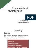 Learning&Reward System 1