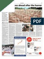 Rwanda Moves Ahead after the Horror