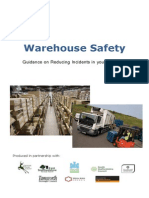Health and Safety Workplace - Warehouse Safety