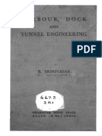 Dock, Harbour and Tunnel Engineering