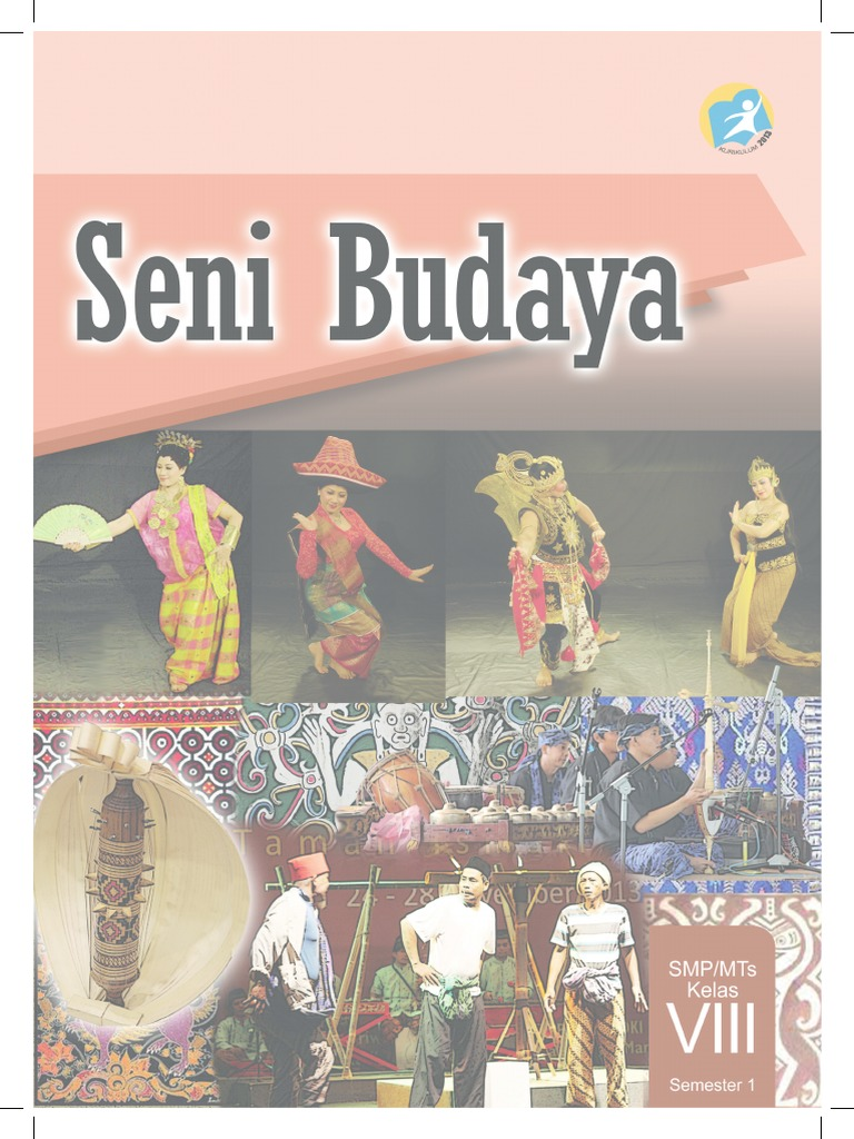 Buku Pegangan Siswa Seni Budaya Smp Kelas 8 Kurikulum 2013