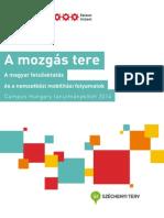 A mozgás tere - A magyar felsőoktatás és a nemzetközi mobilitási folyamatok